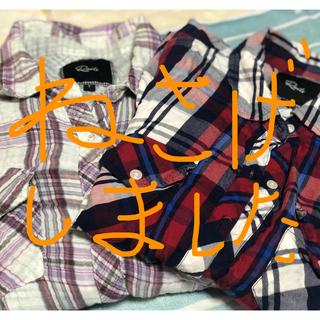 ローズバッド(ROSE BUD)のRailsシャツ(シャツ/ブラウス(長袖/七分))