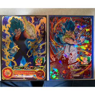 ドラゴンボール(ドラゴンボール)のビッグバンブースターパック  ゴジータ ベジット(シングルカード)