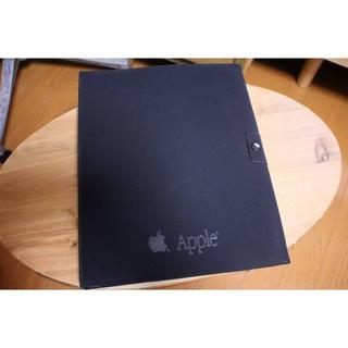 レア Apple Computer Care フロッピー 名刺(ノベルティグッズ)