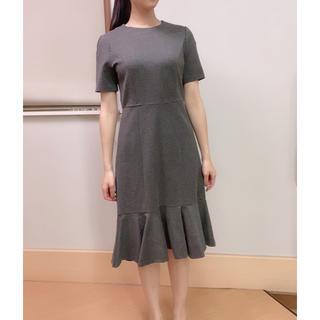 フレイアイディー(FRAY I.D)の【美品】セルフォード ドレス ワンピース(ひざ丈ワンピース)