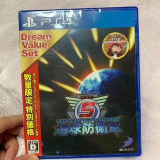 プレイステーション4(PlayStation4)の地球防衛軍5 ドリームバリューセット PS4(家庭用ゲームソフト)