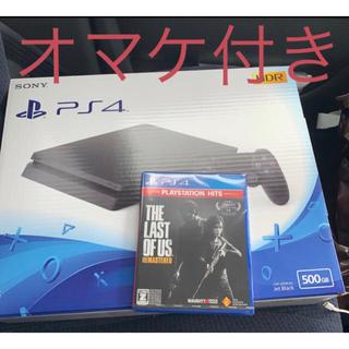 プレイステーション4(PlayStation4)のSONY PlayStation4 プレイステーション4  500GB(家庭用ゲーム機本体)