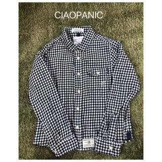 チャオパニックティピー(CIAOPANIC TYPY)のチャオパニック シャツ(ブラウス)