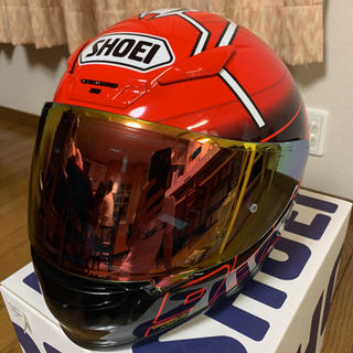 SHOEI Z-7 MARQUES3 size L(ヘルメット/シールド)