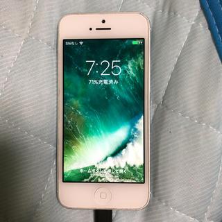アップル(Apple)のiPhone5 32GB (スマートフォン本体)