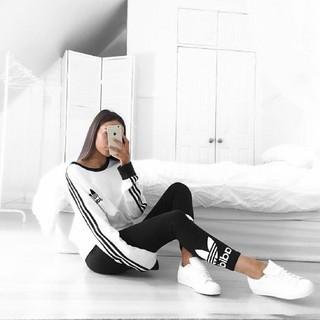 アディダス(adidas)のADIDAS アディダスオリジナル レギンス XLサイズ(レギンス/スパッツ)