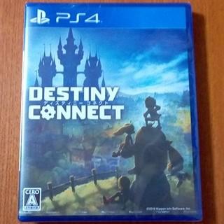 プレイステーション4(PlayStation4)のDESTINY CONNECT(ディスティニーコネクト) PS4(家庭用ゲームソフト)