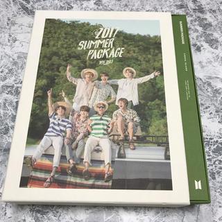 ボウダンショウネンダン(防弾少年団(BTS))のBTS 2017 SUMMER PACKAGE  DVD サマパケ(アイドル)