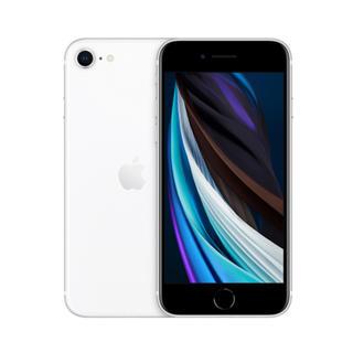 アイフォーン(iPhone)のiPhone SE 第2世代 64GB ホワイト SIMフリー(スマートフォン本体)