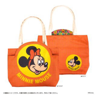 ディズニー(Disney)の値下げ交渉OK!《キデイランド》ミニーマウス トートバッグ 未使用(トートバッグ)
