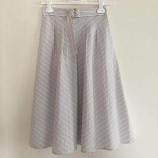 テチチ(Techichi)の新品 フレアスカート(ロングスカート)