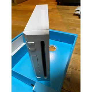 ウィー(Wii)のwii  本体のみ(家庭用ゲーム機本体)
