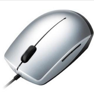 【送料無料】5ボタンマウス♪ELECOM♪M-R2URSV♪シルバー