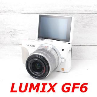 パナソニック(Panasonic)の❤️Wi-Fi搭載&自撮り❤️カメラバッグ❤️LUMIX GF6(ミラーレス一眼)