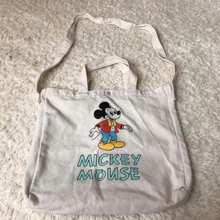 ディズニー(Disney)のmini 12月号 ミッキー ショルダーバッグ(ショルダーバッグ)