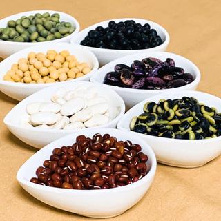 【甘口にんにく味噌追加】乾燥豆セット 7品種 700g(各100g) 青森県産(野菜)