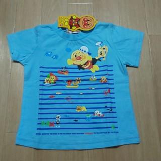 バンダイ(BANDAI)のアンパンマン 新品 Tシャツ(Tシャツ)