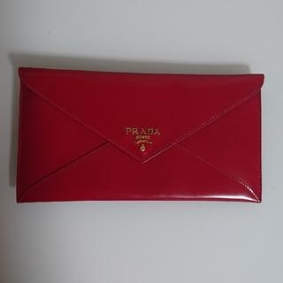 プラダ(PRADA)のPRADA 定番 レター型 長財布(財布)