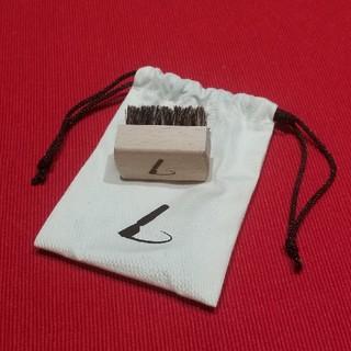 ツチヤカバンセイゾウジョ(土屋鞄製造所)の【新品】土屋鞄製造所 革製品小物用ブラシ(折り財布)