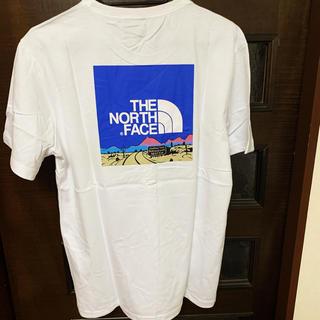 ザノースフェイス(THE NORTH FACE)のノースフェイス THE NORTH FACE  半袖Tシャツ 訳あり(Tシャツ/カットソー(半袖/袖なし))