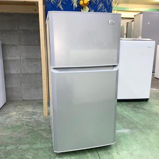 ハイアール(Haier)の⭐️Haier⭐️冷凍冷蔵庫 2016年 106L 美品 大阪市近郊配送無料(冷蔵庫)