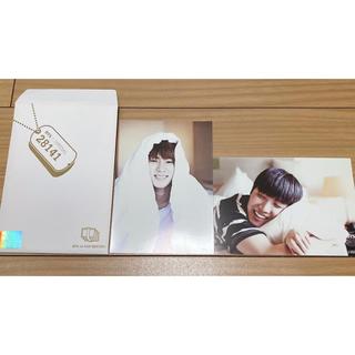 ボウダンショウネンダン(防弾少年団(BTS))のBTS MUSTER ポストカード : ジン ホソク(アイドルグッズ)