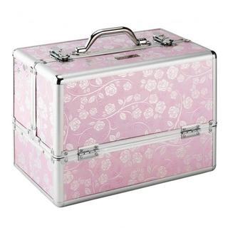 【在庫★処分】メイクボックス コスメボックス 大容量 プロ用 化粧箱(ケース/ボックス)