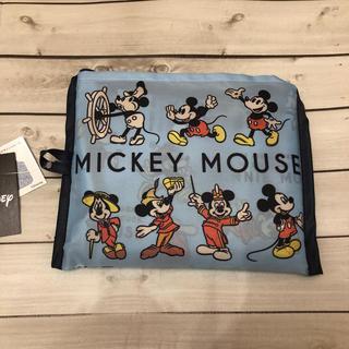 ディズニー(Disney)のヴィンテージ   レトロ ミッキー  ミニー エコバッグ(エコバッグ)