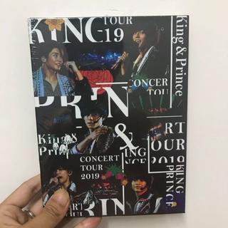 ジャニーズ(Johnny's)のKing & Prince CONCERT TOUR 2019 初回限定 dvd(ミュージック)