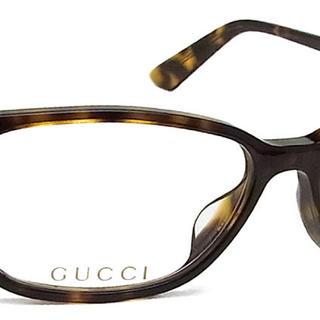 Gucci - GUCCI メガネフレーム ヒカル