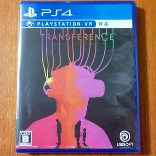 プレイステーション4(PlayStation4)のトランスファレンス PS4(家庭用ゲームソフト)