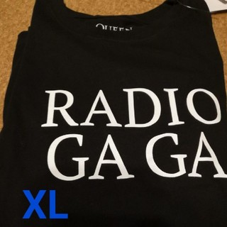 ジーユー(GU)のジーユーGU【QUEENクィーン】グラフィックUT XLサイズ(Tシャツ/カットソー(半袖/袖なし))