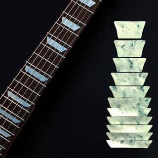 【新品】【送料無料】 ギターに貼る ポジションマーク ステッカー/ マウンテン(アコースティックギター)