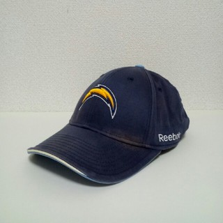 リーボック(Reebok)のNFL チャージャーズ キャップ Reebok リーボック 製(アメリカンフットボール)
