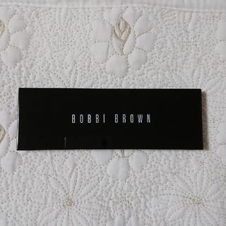 ボビイブラウン(BOBBI BROWN)のBOBBI BROWN アイカラーパレット【美品】プレゼント付き!(アイシャドウ)