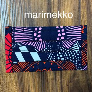 マリメッコ(marimekko)のマスクカバー マリメッコ  ハンドメイド(その他)