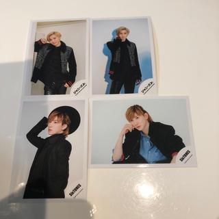ジャニーズ(Johnny's)のSixTONES 京本大我 公式写真4枚(アイドルグッズ)