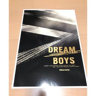 ジャニーズ(Johnny's)のDREAM BOYS 2009 パンフレット(アイドルグッズ)