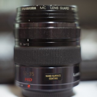 Panasonic - Panasonic G X VARIO 12-35mm F2.8