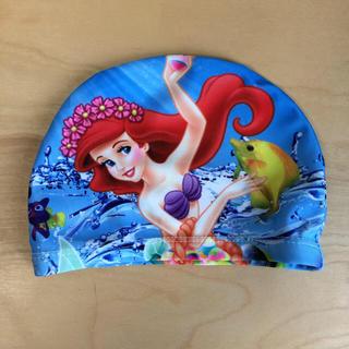 ディズニー(Disney)のアリエル ベビースイムキャップ  水泳帽(水着)