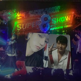 スーパージュニア(SUPER JUNIOR)のsuperjunior  SS8フォトブック イェソン トレカ付き(K-POP/アジア)