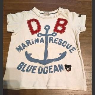 ダブルビー(DOUBLE.B)のダブルビー 90 ミキハウス ダブルB  半袖 Tシャツ(Tシャツ/カットソー)