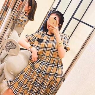 バーバリー(BURBERRY)のお勧め✿BURBERRY ワンピース 可愛い ドレス(ひざ丈ワンピース)