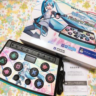 プレイステーション4(PlayStation4)の初音ミク Project DIVA Future Tone DX 専用ミニコン(その他)