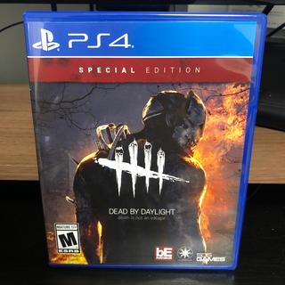 プレイステーション4(PlayStation4)のDEAD BY DAYLIGHT 北米版(家庭用ゲームソフト)