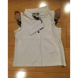 バーバリー(BURBERRY)のバーバリー BURBERRY トップス 90cm 新品未使用(Tシャツ/カットソー)