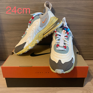 NIKE - travis scott × nike air max 270