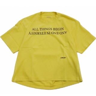 アンブッシュ(AMBUSH)のAMBUS Tシャツ(Tシャツ/カットソー(半袖/袖なし))