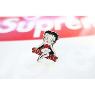 シュプリーム(Supreme)のSupreme 16SS Betty Boop Pin ベティ ピン(その他)