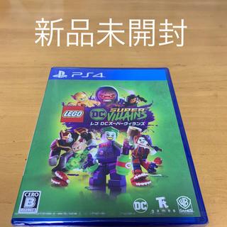 プレイステーション4(PlayStation4)のレゴ DC スーパーヴィランズ PS4 新品未開封(家庭用ゲームソフト)